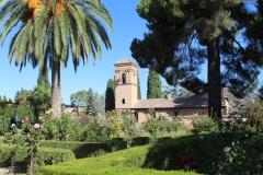 Alhambra gardens 1