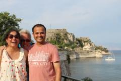 Avanti, Sunil and Simon