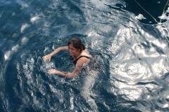 Avanti swimming